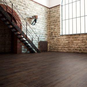 SimpLay Brown Mystique Wood xxl (18,5 x 150cm) per pak à 2.23 m2